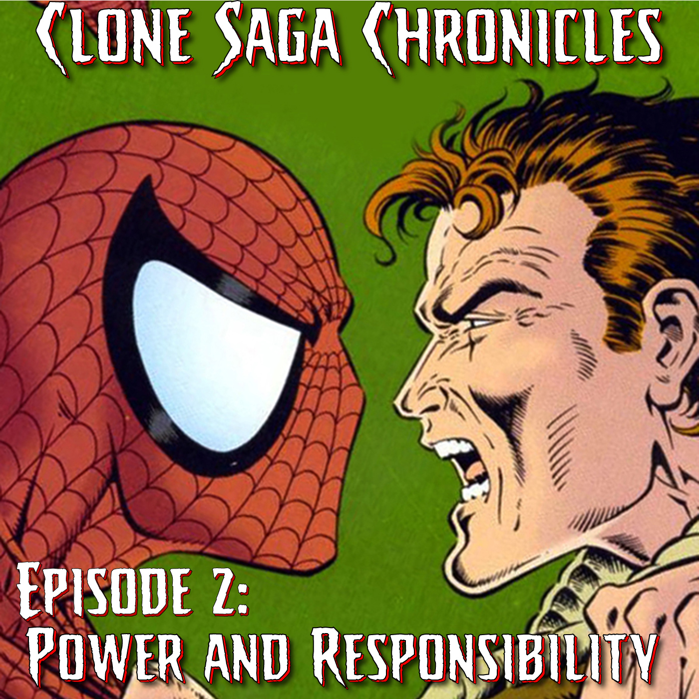 CSC Episode 2: Power and Responsibility (Cover Date: October 1994)