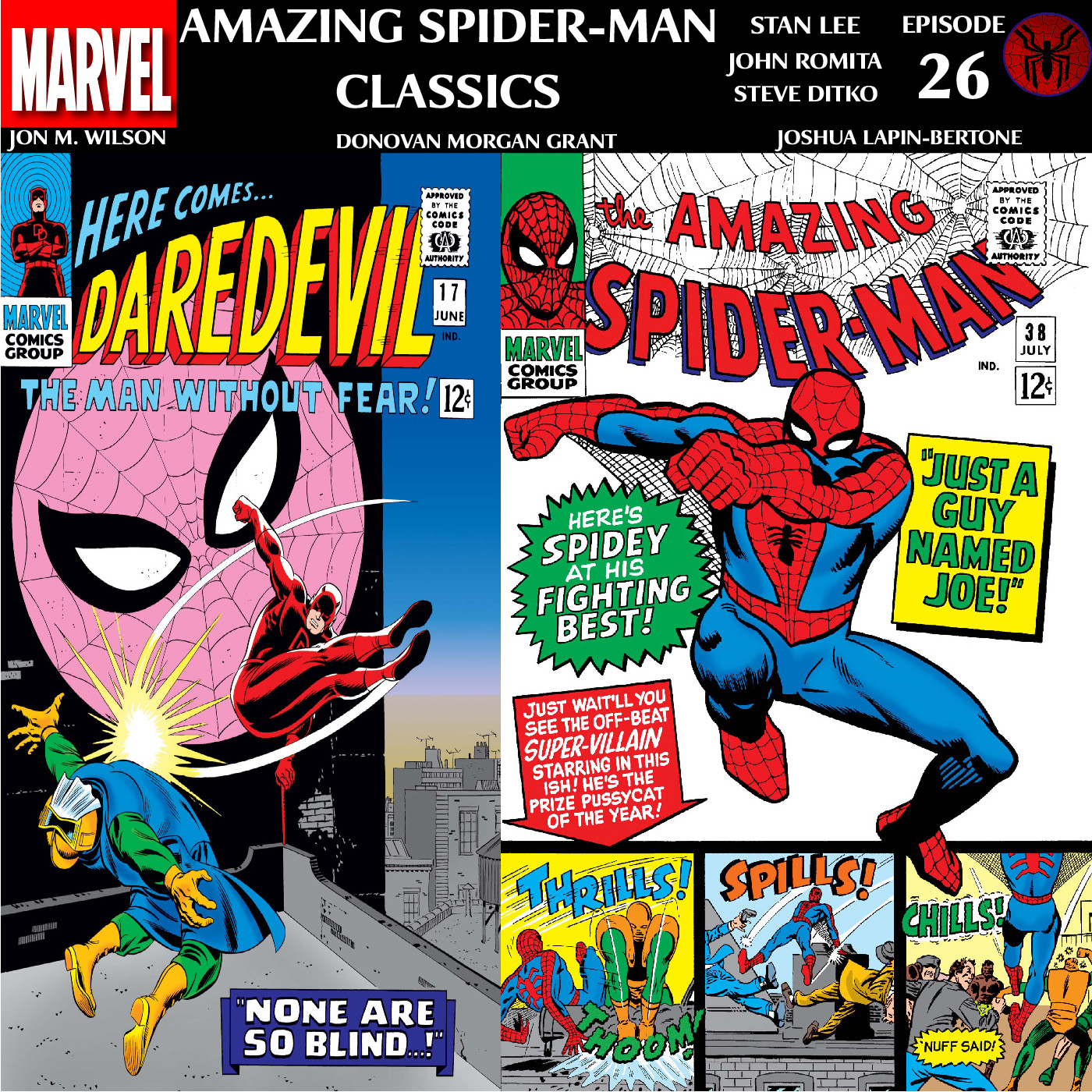 ASM Classics Episode 26: Daredevil 17 & Amazing Spider-Man 38