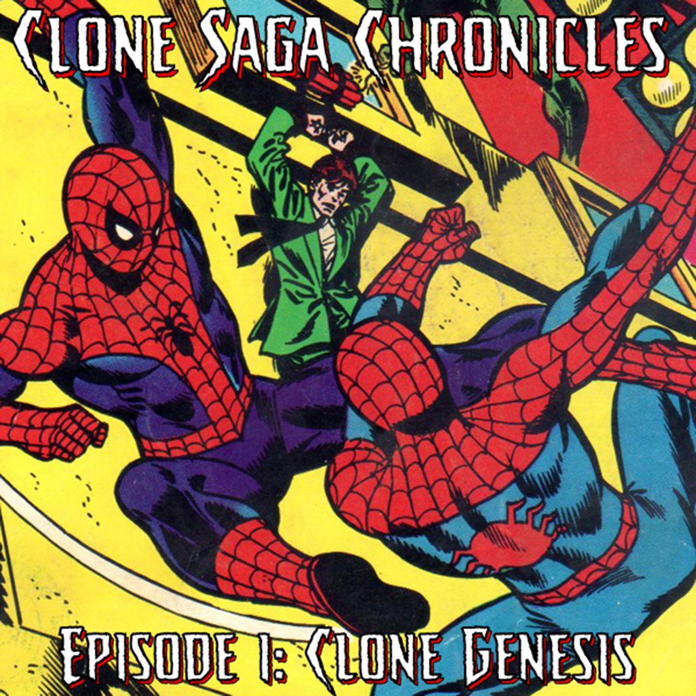 CSC Episode 1: Clone Genesis!