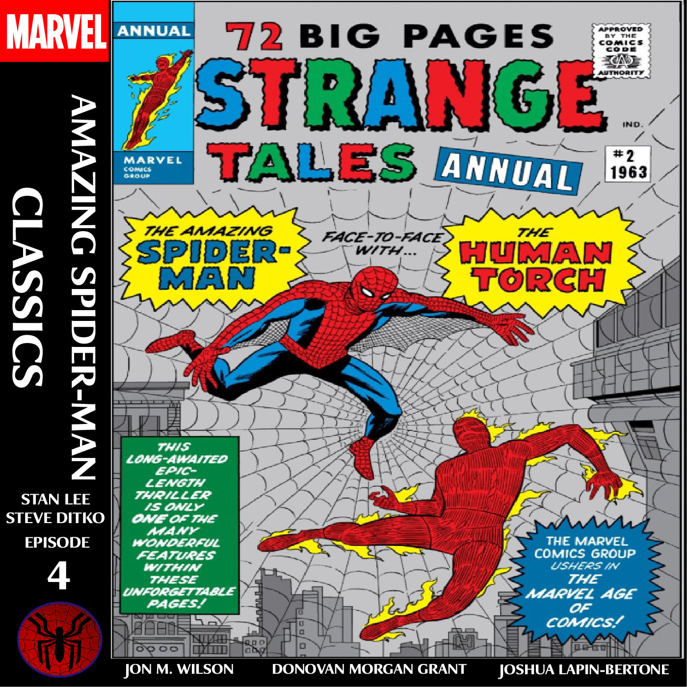 Amazing Spider-Man Classics Episode 4: Strange Tales Annual 2
