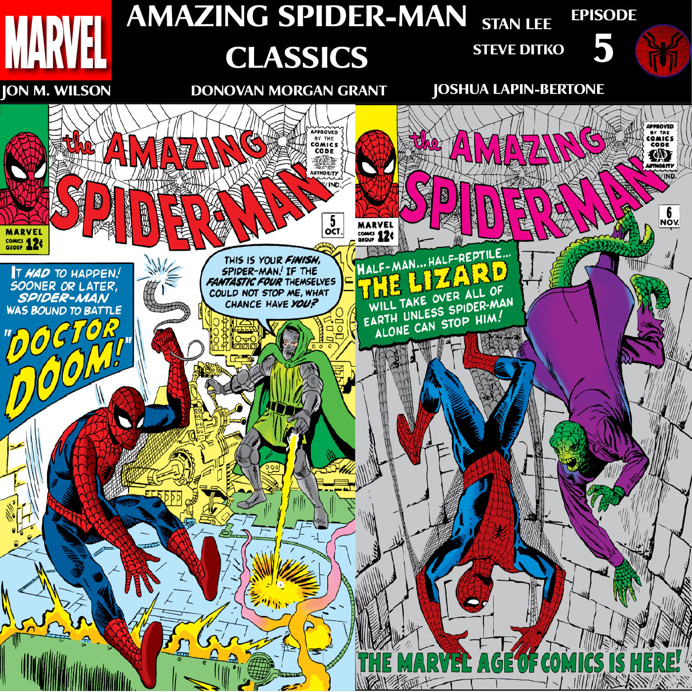 ASM Classics Episode 5: ASM 5 & 6