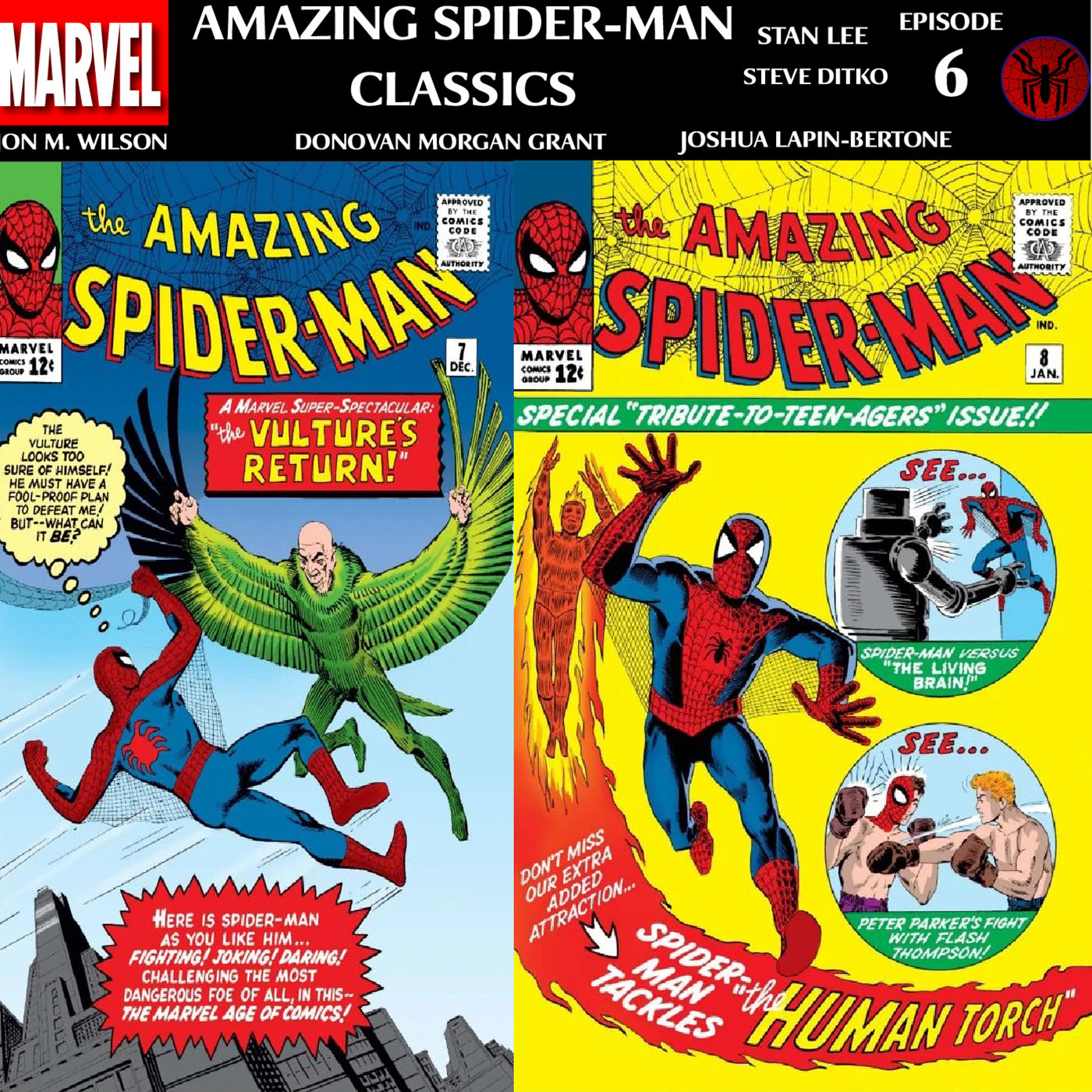 ASM Classics Episode 6: ASM 7 & 8