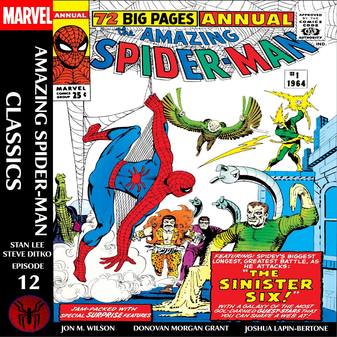 ASM Classics Episode 12: Amazing Spider-Man Annual 1