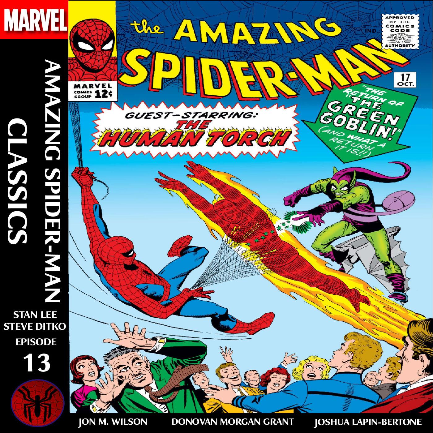 ASM Classics Episode 13: Amazing Spider-Man 17