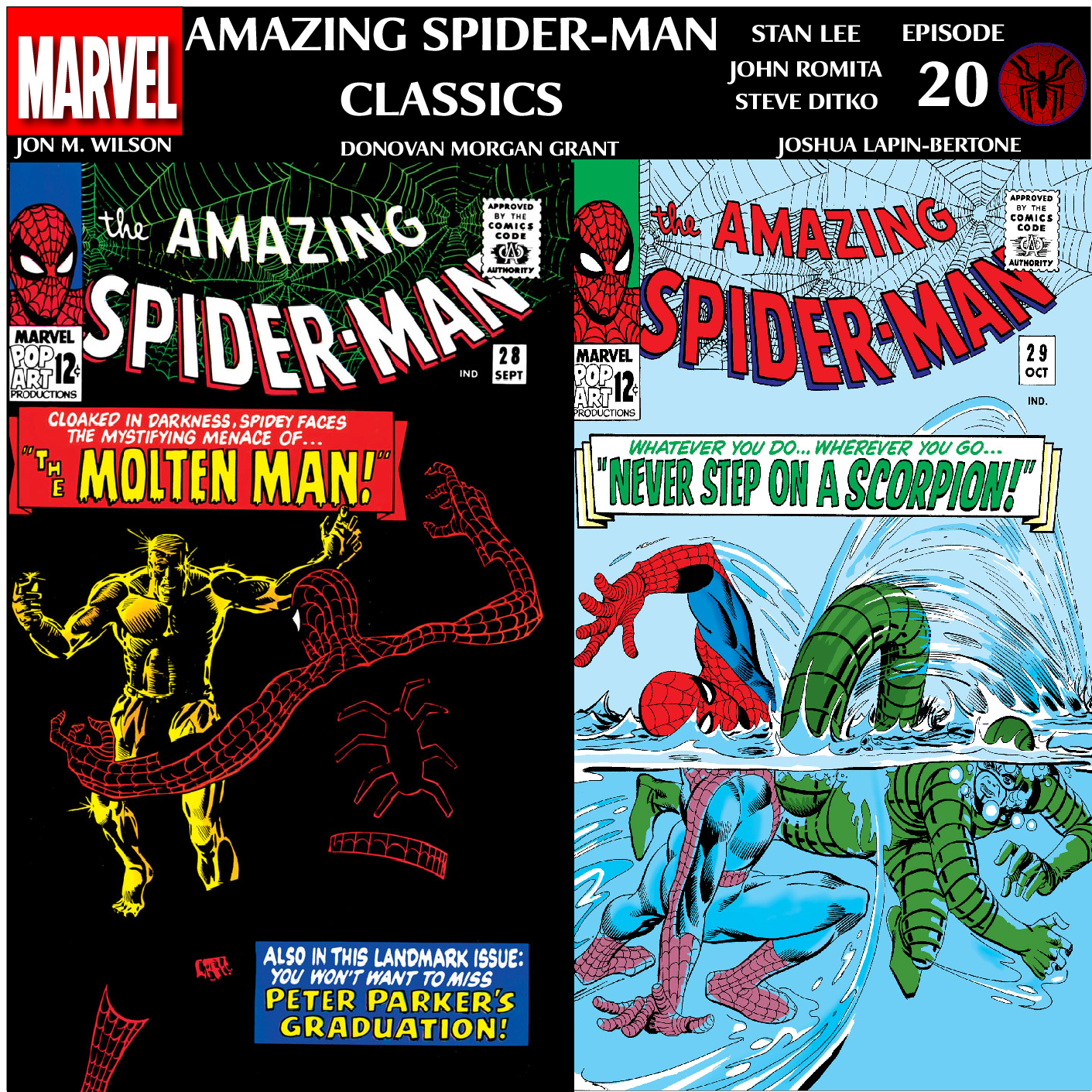 ASM Classics Episode 20: Amazing Spider-Man 28 & 29