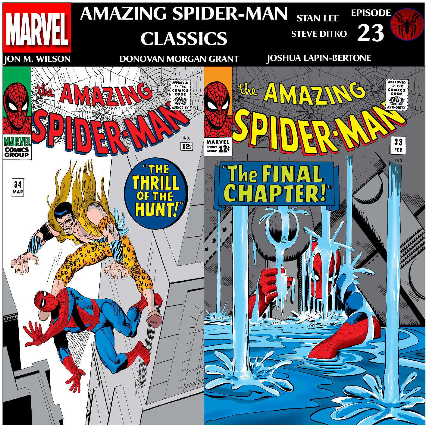 ASM Classics Episode 23: Amazing Spider-Man 33 & 34