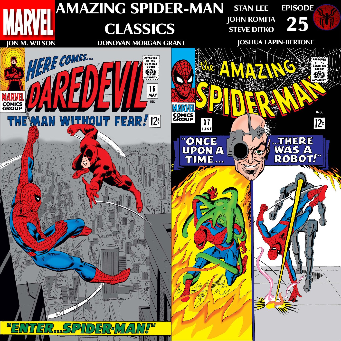 ASM Classics Episode 25: Daredevil 16 and ASM 37