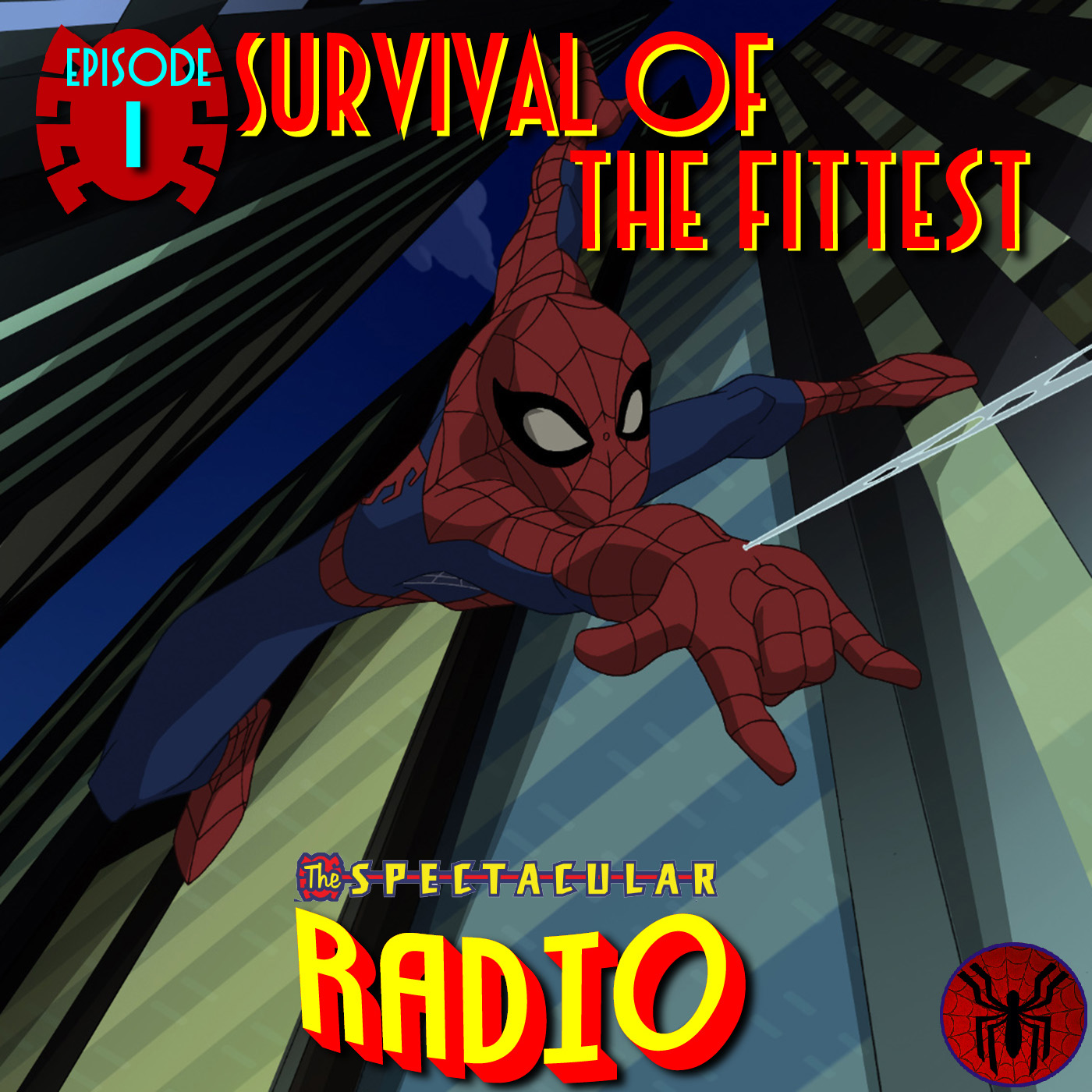 Spectacular Radio Episode 1: Survival of the Fittest w/ Greg Weisman and Jennifer L. Anderson