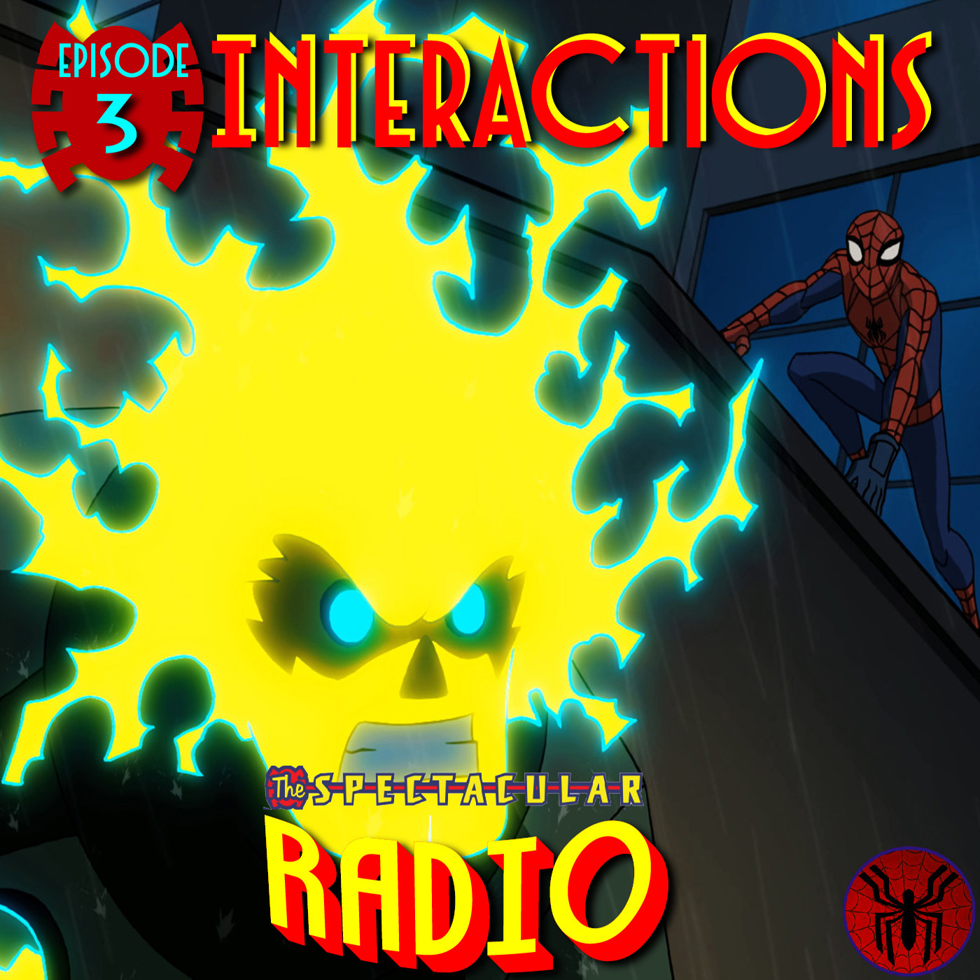 Spectacular Radio Episode 3: Interactions w/Greg Weisman and Jennifer L. Anderson