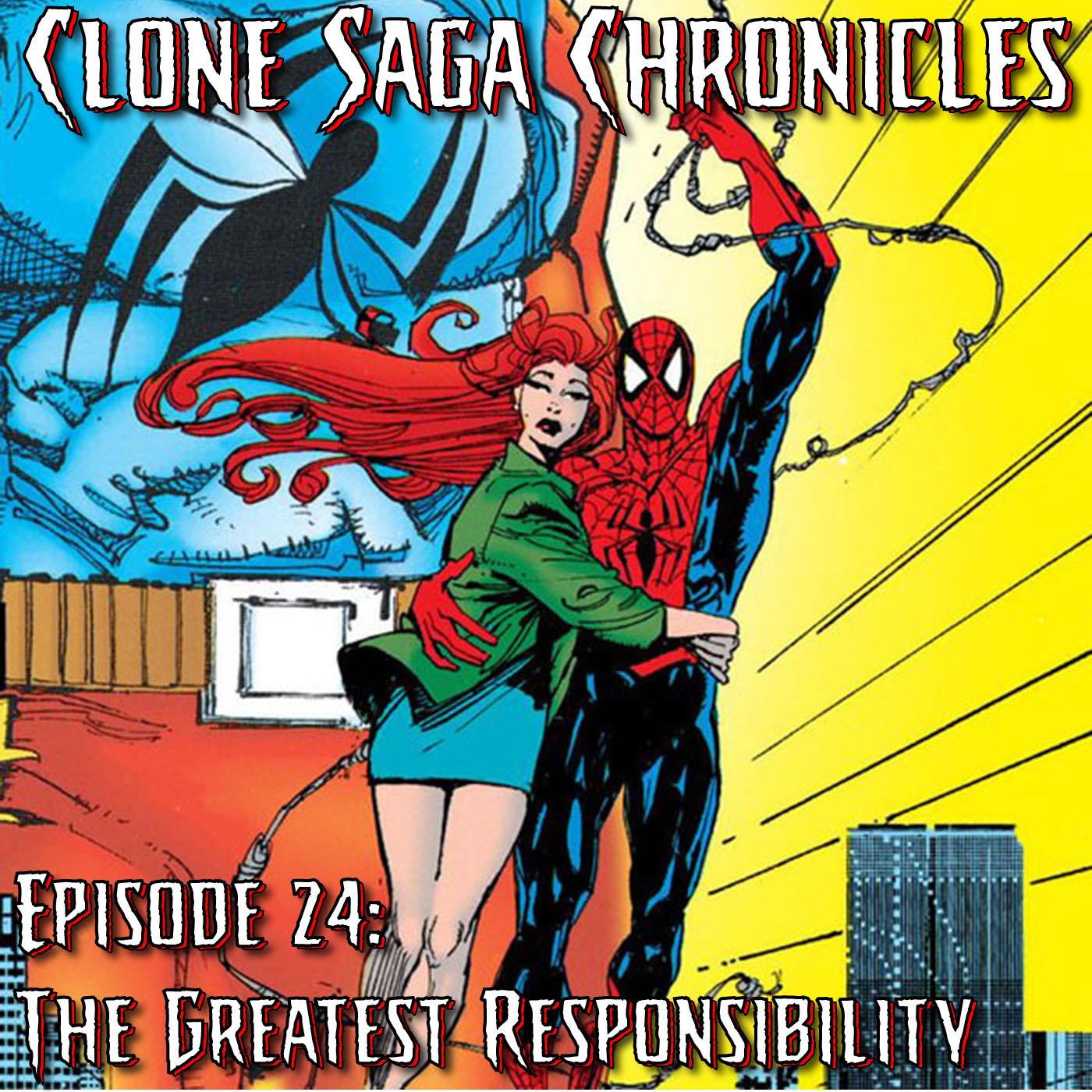 CSC Episode 24: The Greatest Responsibility (Oct 1995)