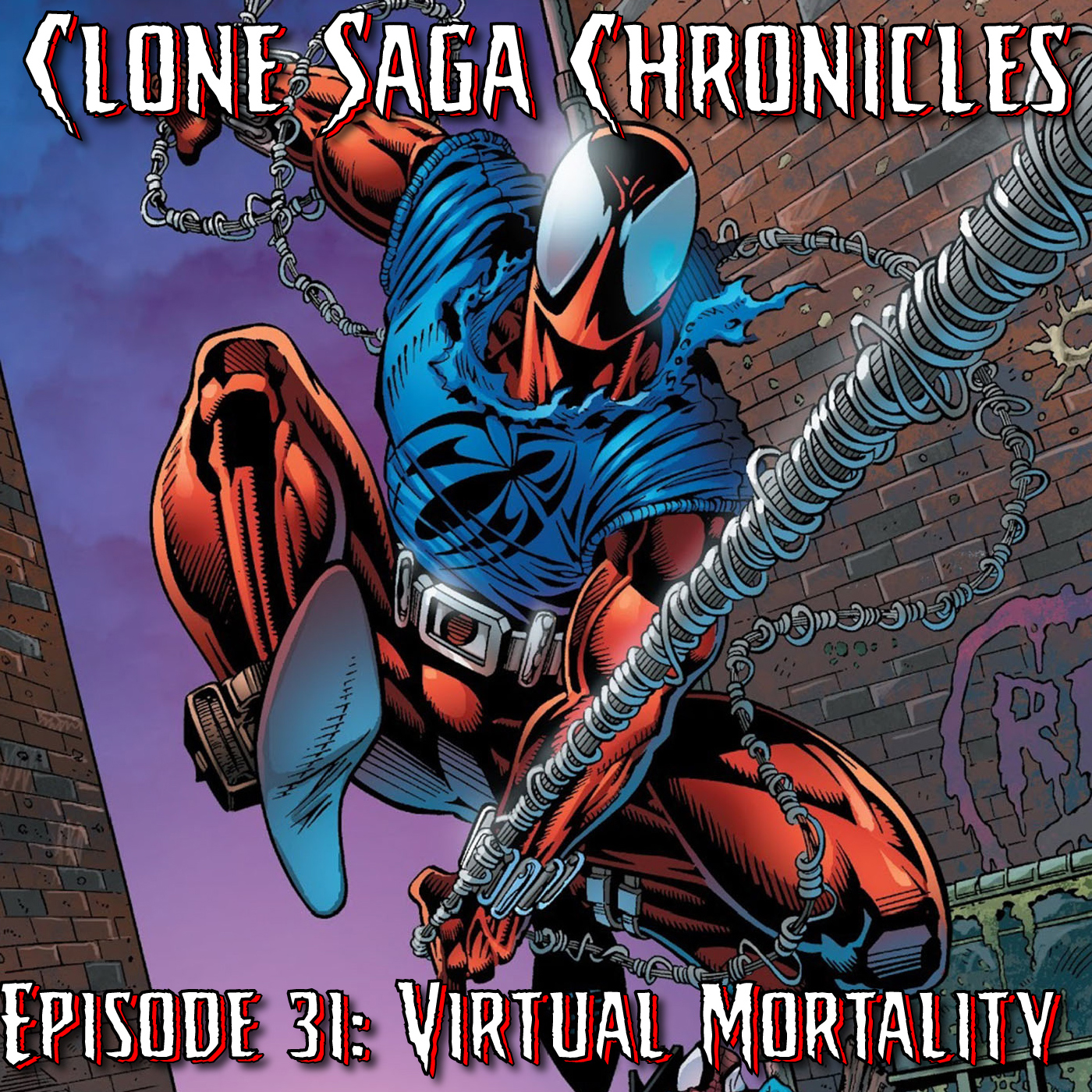 CSC Episode 31: Virtual Mortality (November 1995)