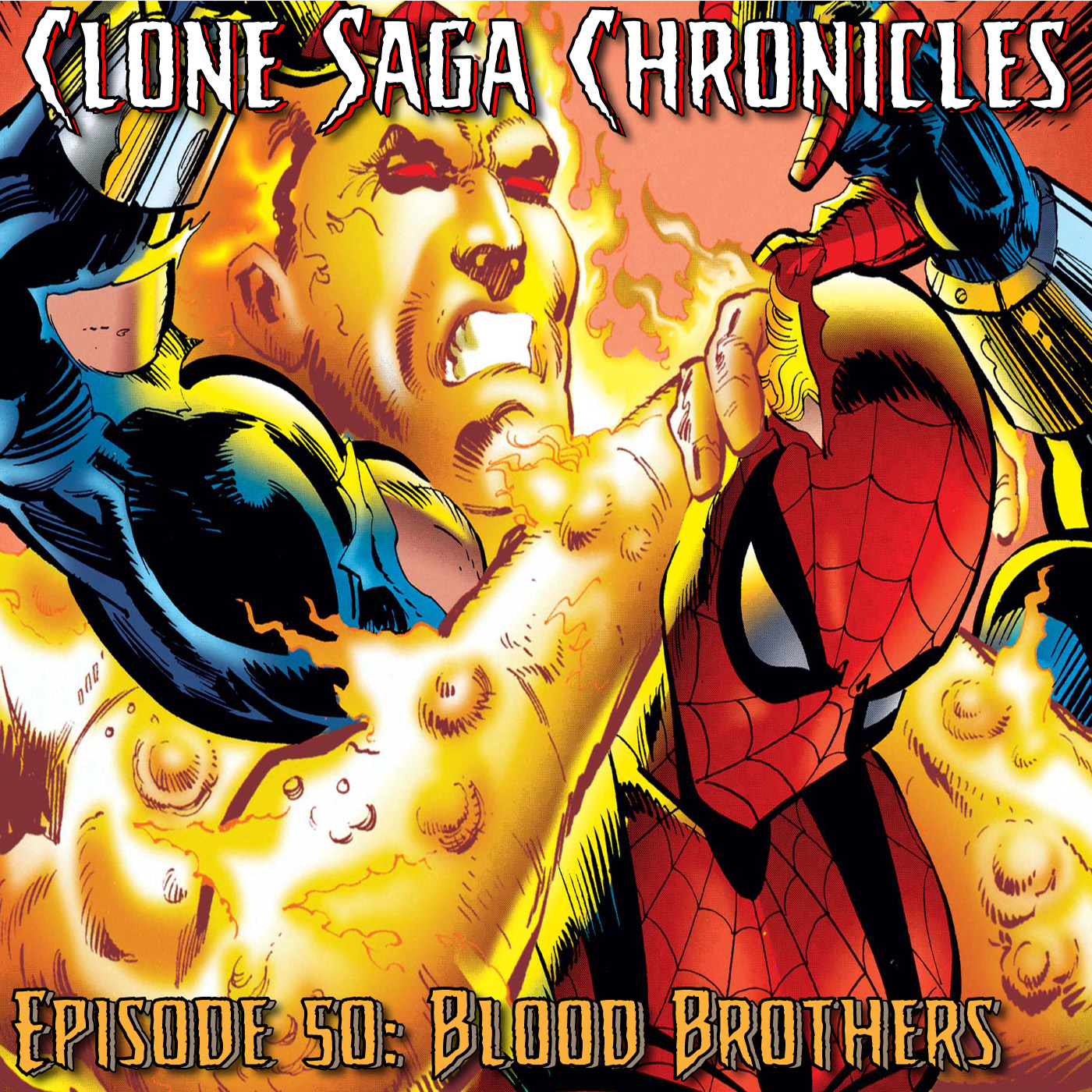 CSC Episode 50: Blood Brothers (May/June 1995)