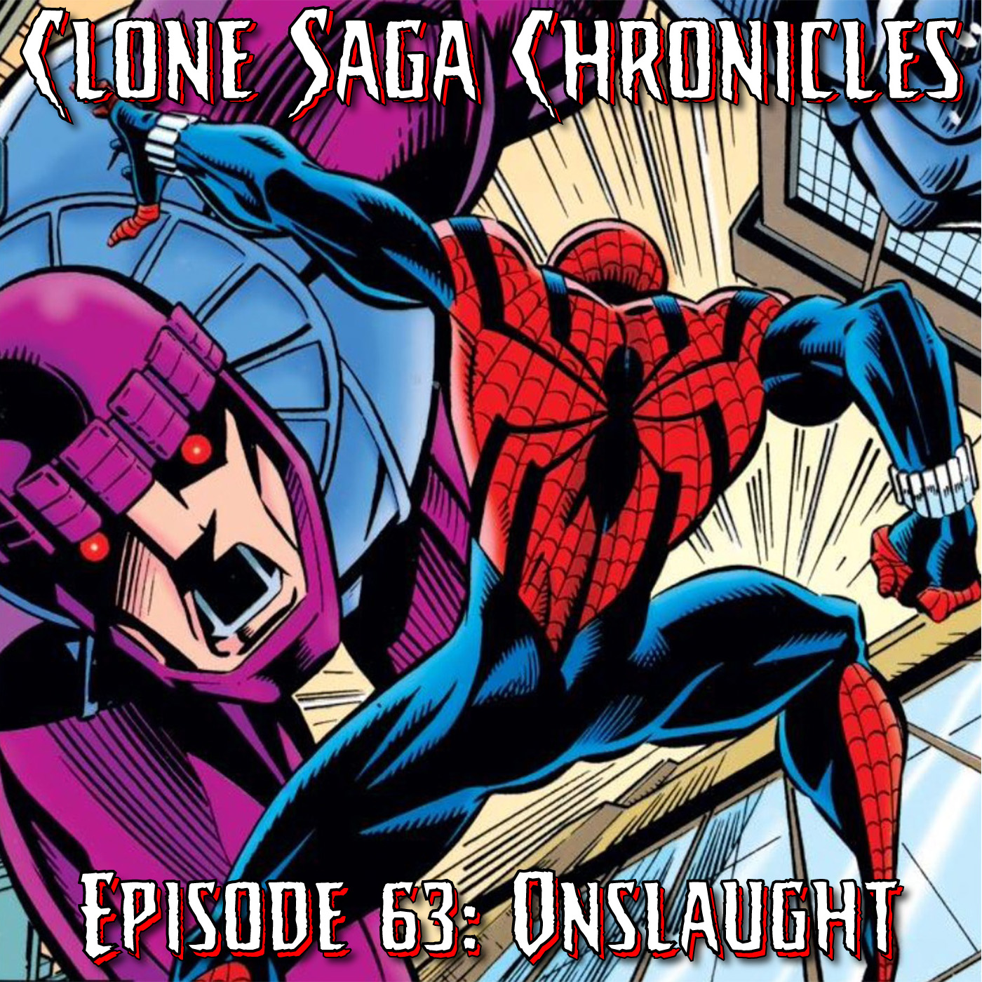 CSC Episode 63: Onslaught (Cover Date: Sept/Oct 1996)