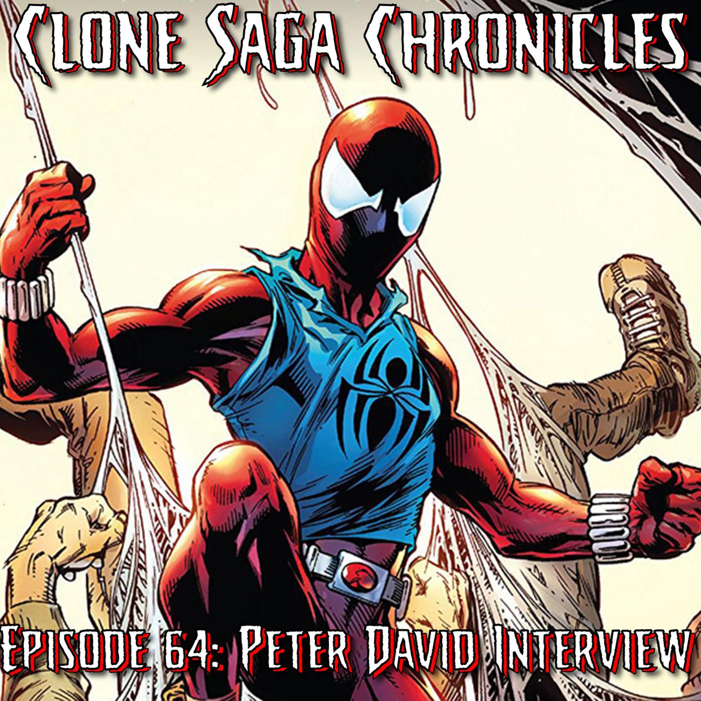 CSC Episode 64: Peter David Interview