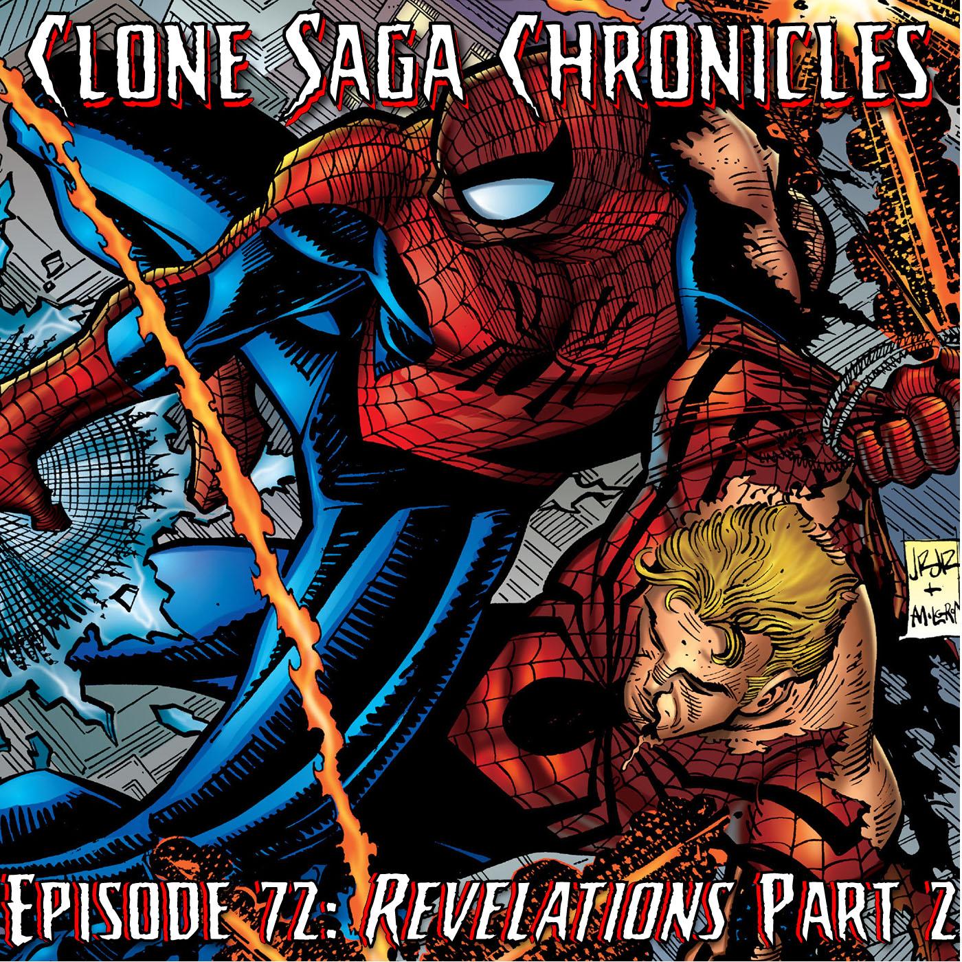 CSC Episode 72: Revelations…Part Four & Osborn Journal