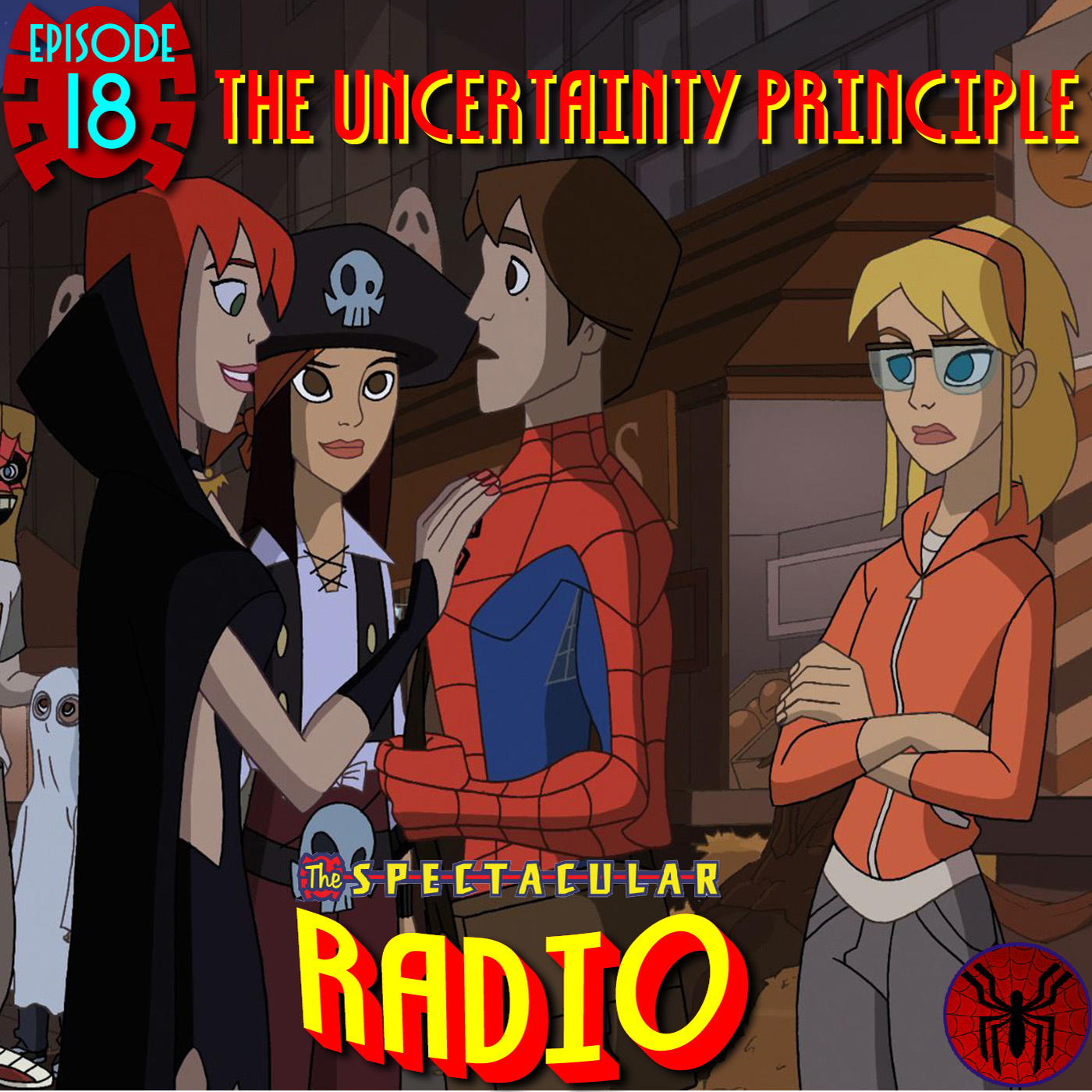 "Spectacular Radio Episode 18: ""The Uncertainty Principle"" Fan Panel"