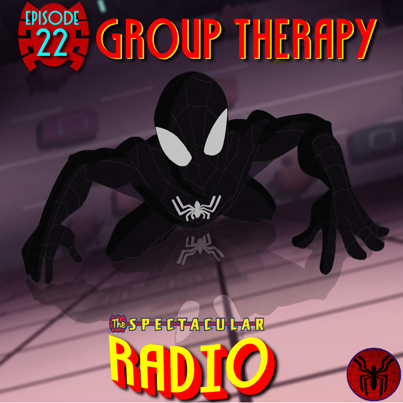 "Spectacular Radio Episode 22: ""Group Therapy"" Fan Panel"