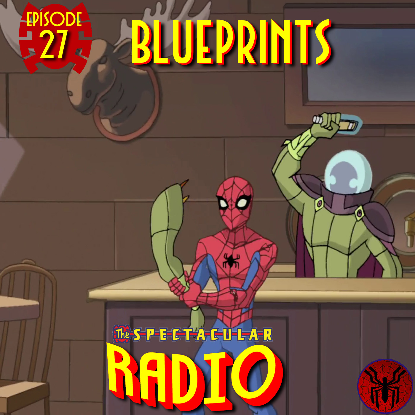 "Spectacular Radio Episode 27: ""Blueprints"" With Greg Weisman"
