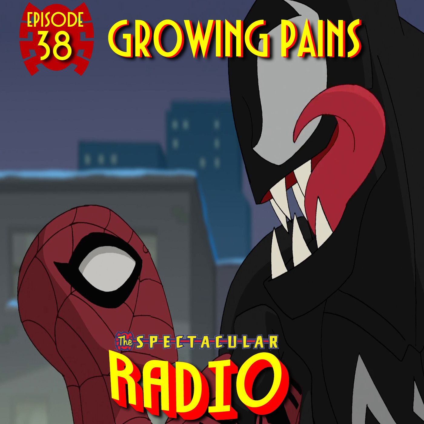 "Spectacular Radio Episode 38: ""Growing Pains"" Fan Panel"