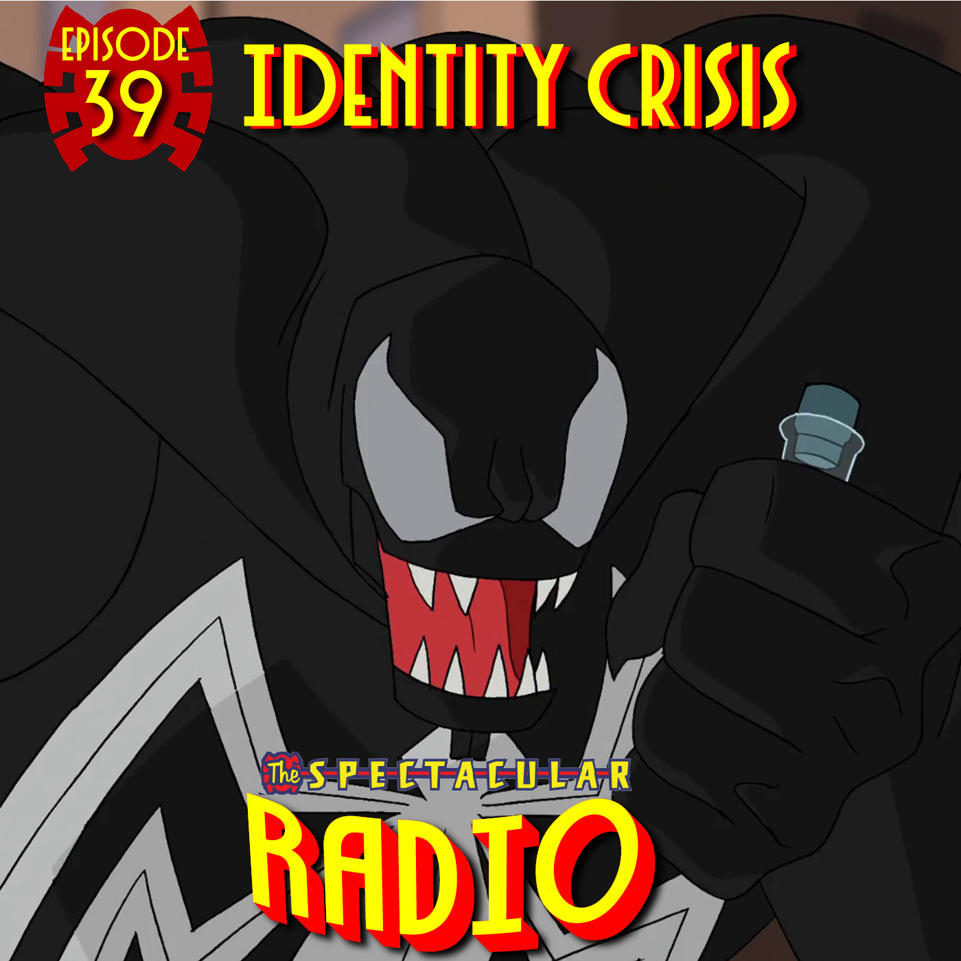 """Spectacular Radio Episode 39: """"Identity Crisis"""" With Greg Weisman & Victor Cook"""
