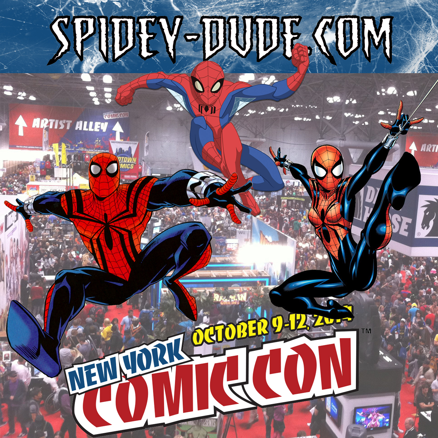 CSC Episode 41.5 New York Comic Con 2014