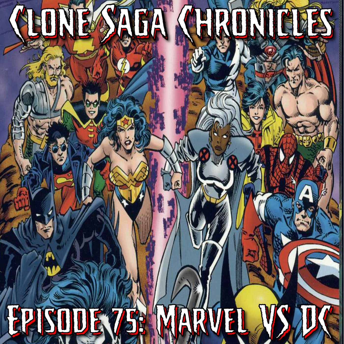 CSC Episode 75: DC vs. Marvel