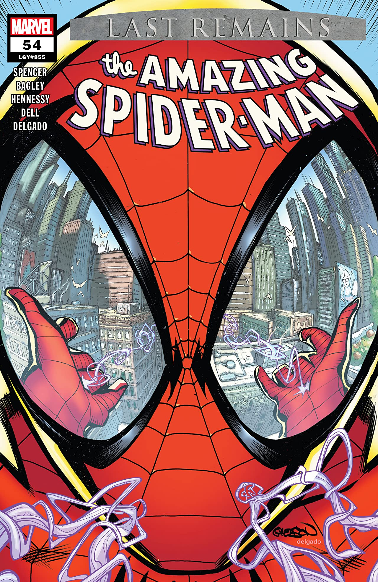 REVIEW: Amazing Spider-Man #54