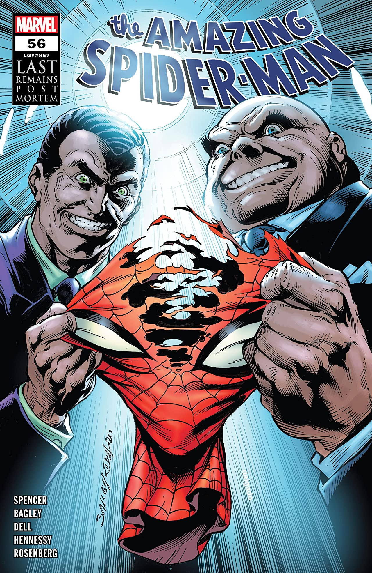REVIEW: Amazing Spider-Man #56