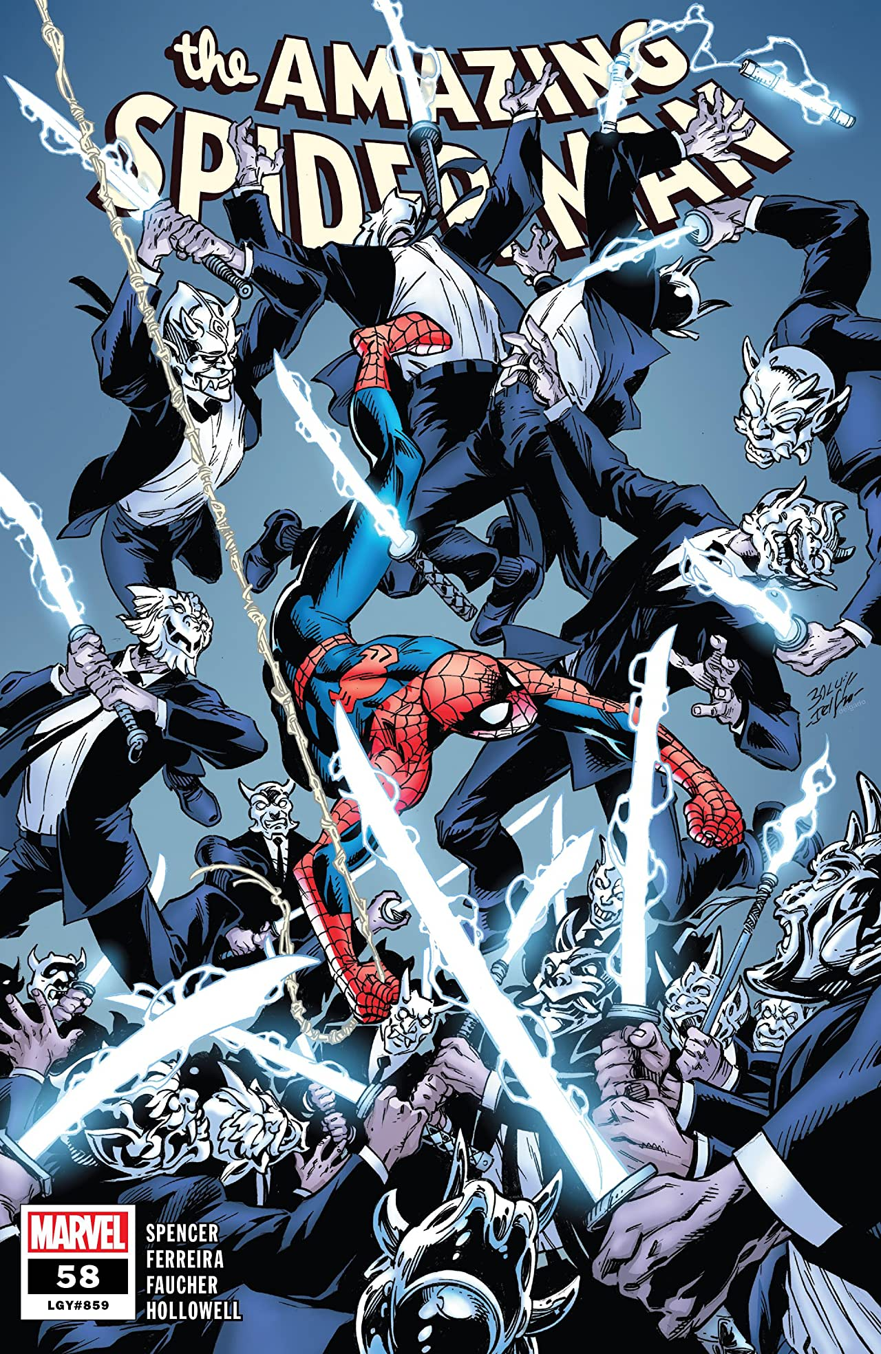 REVIEW: Amazing Spider-Man #58