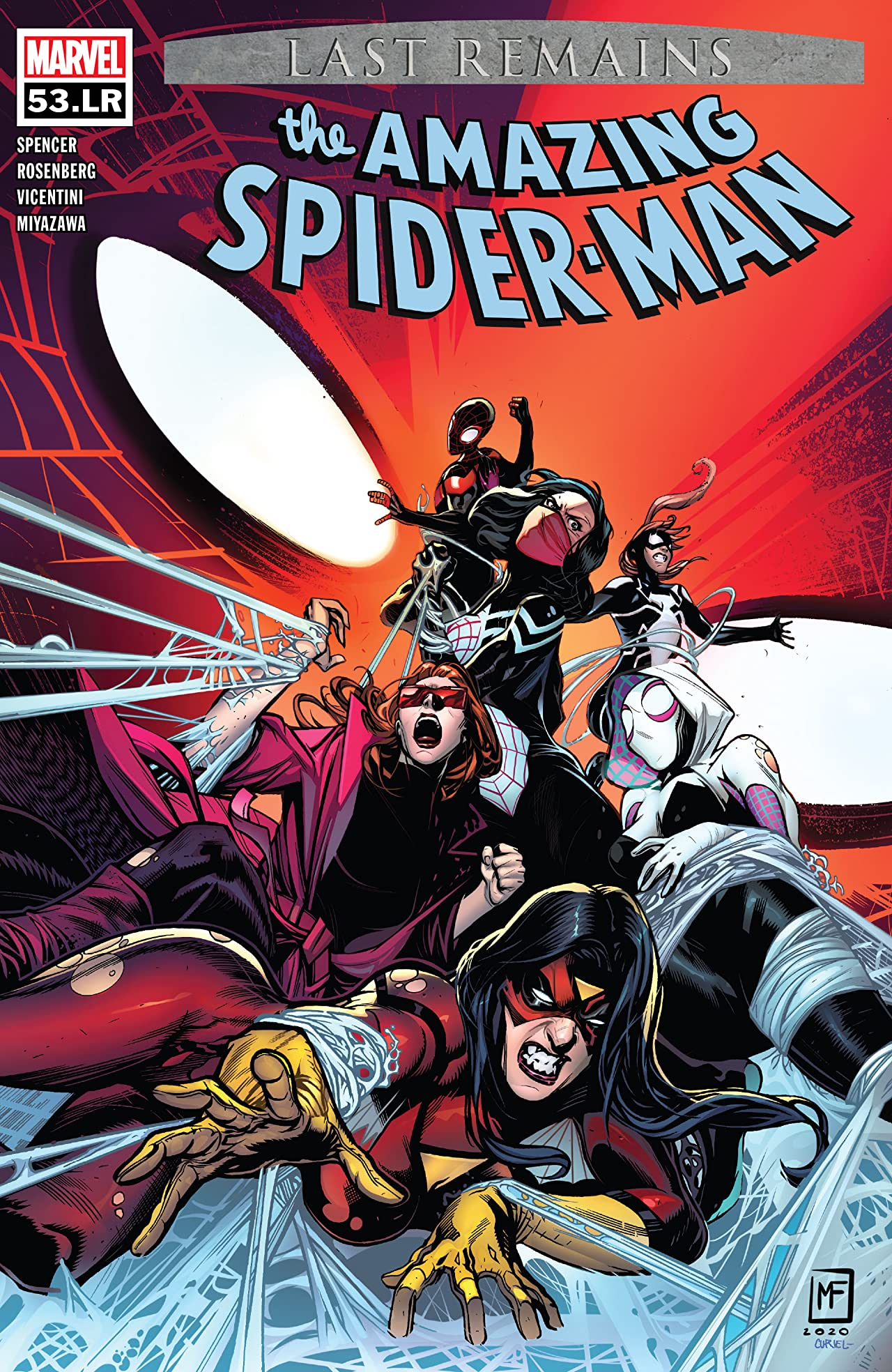 REVIEW: Amazing Spider-Man #53LR