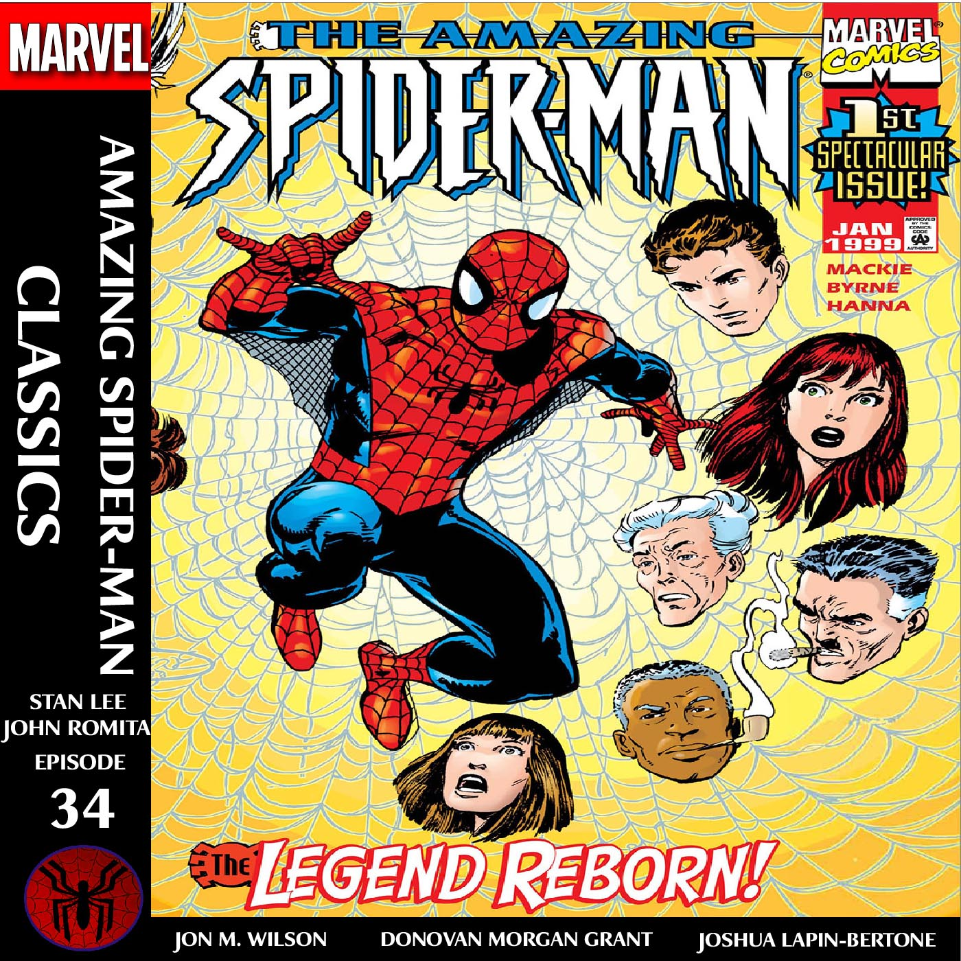 Amazing Spider-Man Classics Episode 34: Amazing Spider-Man (Vol II) #1