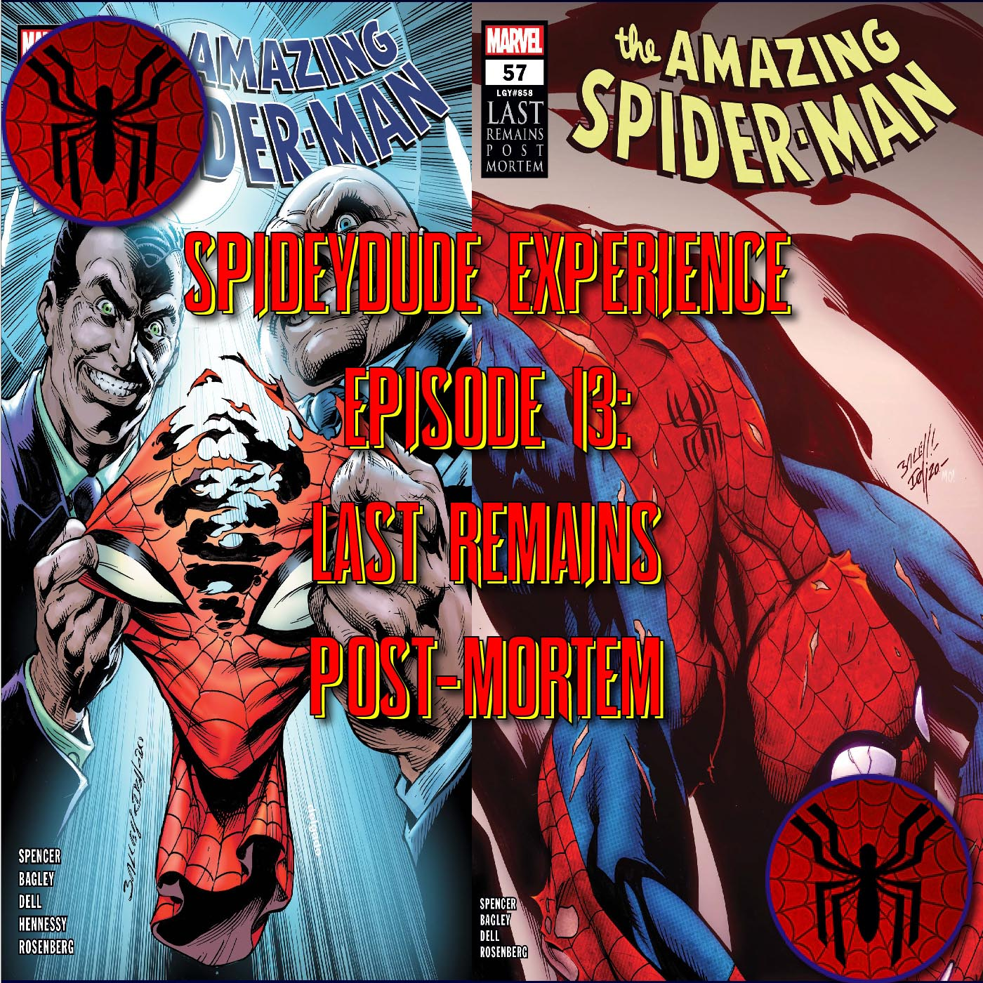 SPIDEYDUDE EXPERIENCE EPISODE 13: ASM 858 and 859