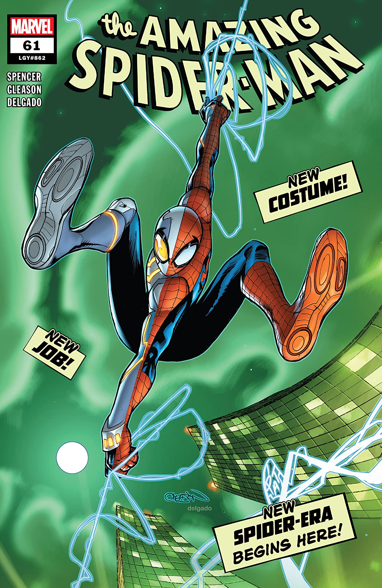 Review: Amazing Spider-Man #61