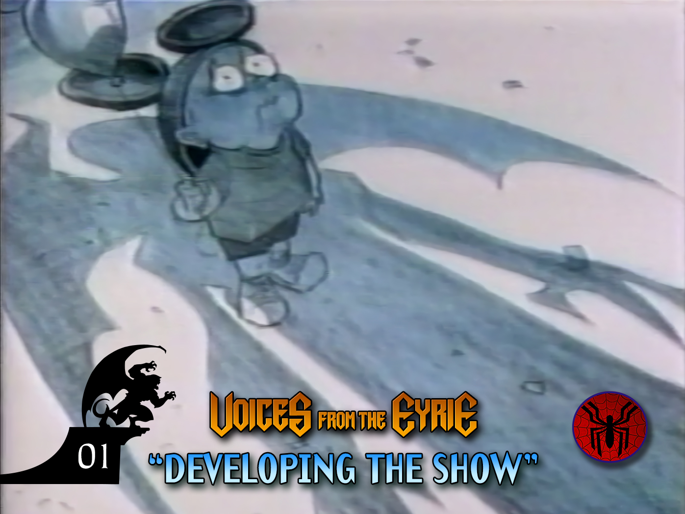 Voices From the Eyrie – 01 – Developing the Show