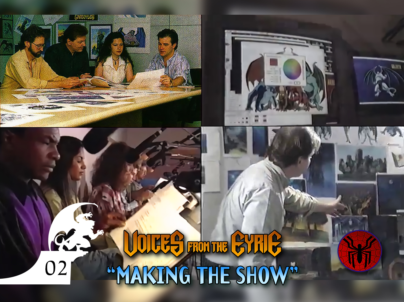 Voices From the Eyrie – 02 – Making the Show